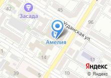 Компания «Эксклюзив мастер» на карте