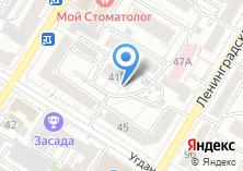 Компания «Читинский медицинский колледж» на карте