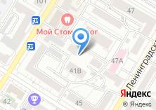 Компания «Кабинет психолога Могилевой И.В.» на карте
