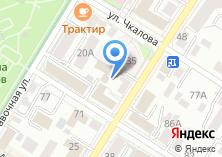 Компания «Автошины от Николаевича» на карте