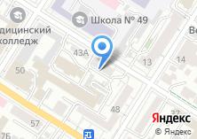Компания «Адвокатский кабинет Сидорова А.И.» на карте