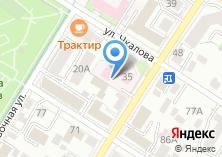 Компания «Городская детская клиническая поликлиника №3» на карте