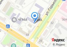 Компания «Читинская Государственная Медицинская Академия» на карте