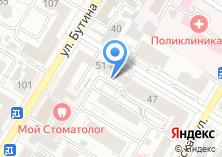 Компания «Цеппелин» на карте