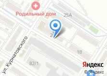 Компания «Читинка» на карте