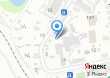 Компания «Вне дорог» на карте
