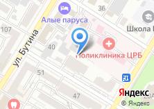 Компания «Читинская центральная районная больница» на карте