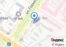 Компания «Новые технологии логистики» на карте