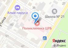 Компания «Краевая больница №2» на карте