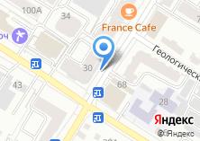 Компания «КАРИ» на карте