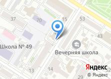 Компания «Забайкальская зерновая компания» на карте