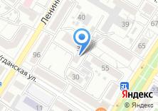 Компания «Забайкальская консалтинговая компания» на карте