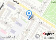 Компания «Антошка» на карте