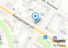 Компания «АГНИСТ» на карте