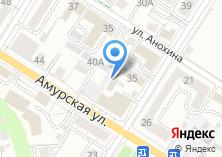Компания «#CyberHospital» на карте