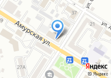 Компания «Наружная реклама» на карте