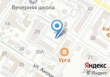 Компания «Строящийся жилой дом по ул. Столярова» на карте