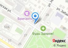 Компания «Забайкальская краевая ветеринарная лаборатория» на карте
