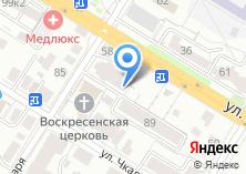 Компания «Сомелье» на карте