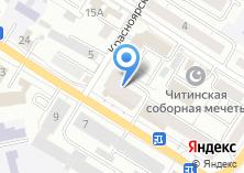 Компания «Сибирский Строительный Альянс» на карте