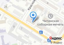 Компания «ВостСибТранс» на карте