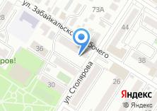 Компания «Чубчик» на карте