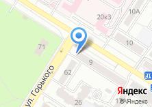 Компания «ВКУСНЯШ» на карте