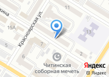 Компания «Магазин строительно-отделочных материалов и инструмента» на карте