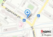 Компания «Харанорская ГРЭС» на карте