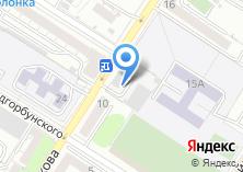 Компания «Автомойка на ул. Токмакова» на карте