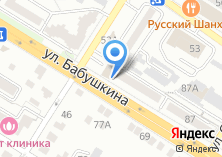 Компания «Забайкальский Привозъ» на карте