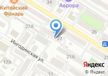 Компания «Торгово-промышленная палата Забайкальского края» на карте