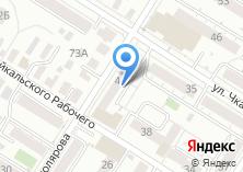 Компания «Бутик косметики и бижутерии» на карте