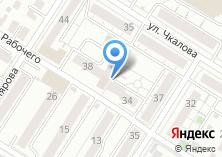 Компания «Читаэнергосбыт» на карте