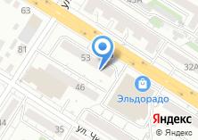 Компания «КАБРИОЛЕТ» на карте