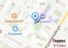 Компания «РегионСтройКомплект» на карте
