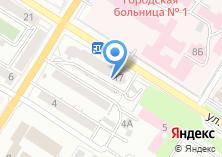 Компания «Принт-В» на карте