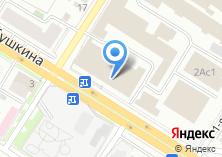 Компания «ДАУРСКИЙ» на карте