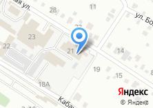 Компания «МАСМА-СЕРВИС» на карте