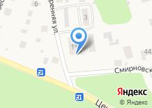 Компания «Строящийся жилой дом по ул. Утренняя (Чигири)» на карте