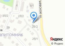 Компания «Центр реабилитационной техники» на карте