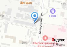 Компания «Амурская рекламно-производственная компания» на карте