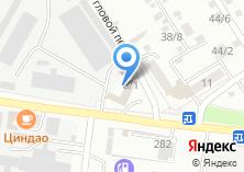 Компания «Асфальт» на карте