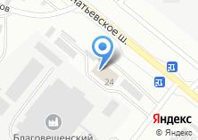 Компания «Агро-Мастер Благовещенск» на карте
