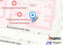Компания «КлинингДВ» на карте