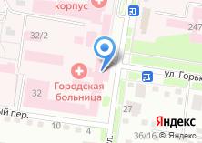 Компания «Пельменная-сосисочная» на карте