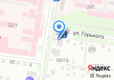 Компания «Центр пищевых технологий» на карте