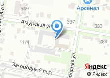 Компания «Амурэлектросетьсервис» на карте