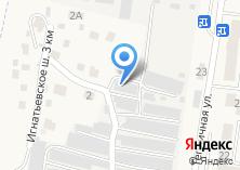 Компания «Грузсервис» на карте