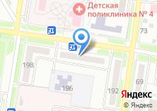 Компания «Информационный век» на карте